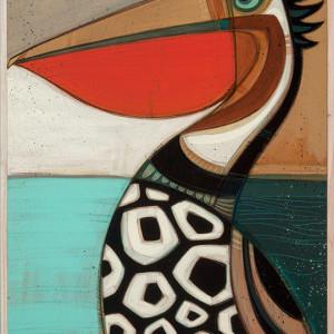 """Pelicano"" by Erik Abel"