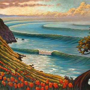 """California Spring"" by Matt Beard 