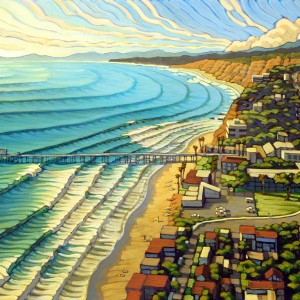 """Scripps and Salsa"" by Matt Beard 