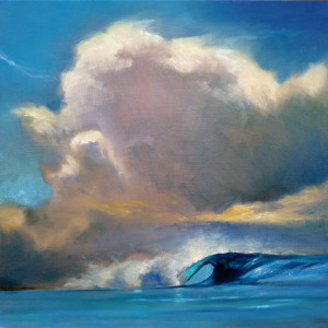 """Cloud Wave"" by Wade Koniakowsky"