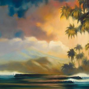 """Mystic Skies"" by Wade Koniakowsky"